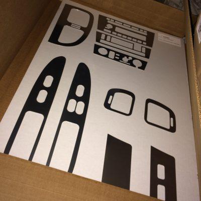 Custom Dash Trim Kit