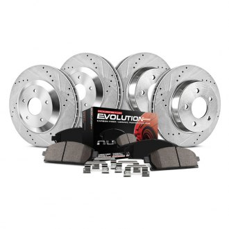 Front & Rear Performance Brake Kit