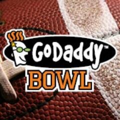The GoDaddy Bowl is traditionally one of the last bowl games of the season. It typically matches up the #2 Sun Belt team vs the #1 MAC team. Arkansas State will represent the Sun Belt for the third-consecutive season. | twitter.com/godaddybowl