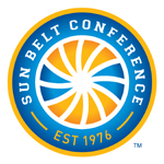 The new secondary Sun Belt Conference logo that will begin being used on July 1, 2013.