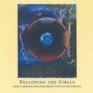 """Following the Circle"" album by Dik Darnell"