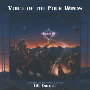 """Voice of the Four Winds"" album by Dik Darnell"