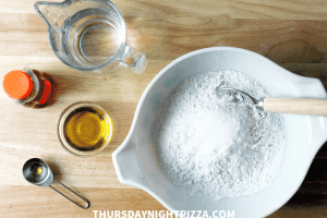 Gluten-Free Pizza Dough Ingredients