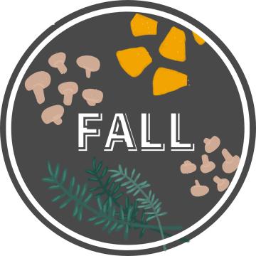 Fall Pizzas