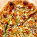 simple white pizza recipe featured image