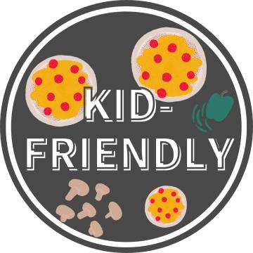 Kid-Friendly Pizzas
