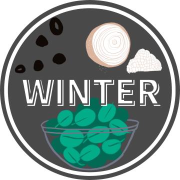 Winter Pizzas