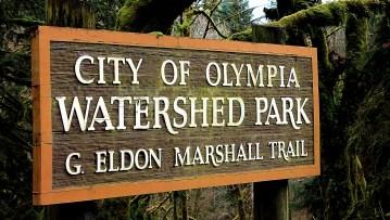 City of Olympia Washington Watershed Park