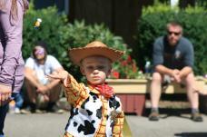 kids summer parade costume