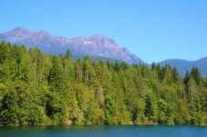 Skokomish Park Lake Cushman Washington (192)