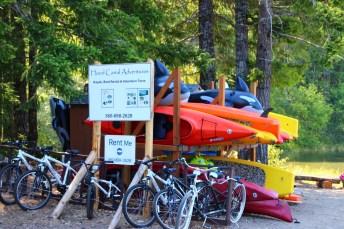 Skokomish Park Lake Cushman Washington (195)