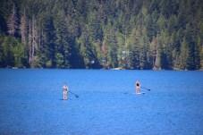 Skokomish Park Lake Cushman Washington (205)