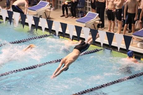river ridge boys swimming