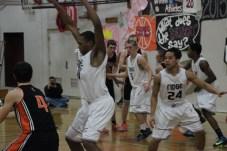 river ridge boys basketball