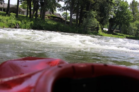 Nisqually River White Water Kayaking and Rafting (3)