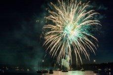 Boston Harbor Fireworks 23