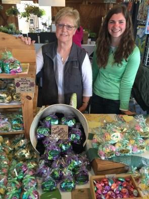Olympia Farmers Market Chehalis Mints