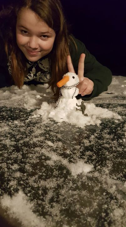 snowman tara rendon