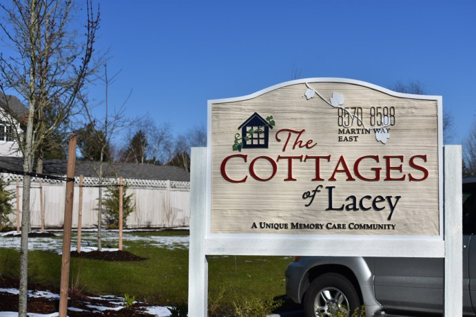 cottages of lacey senior living