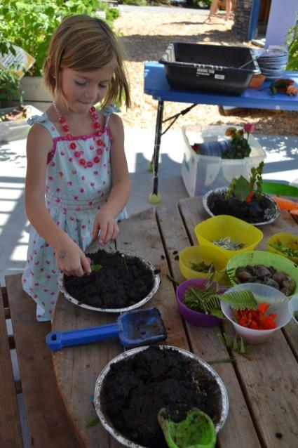 Hands On Children's Museum Riveropolis Mud Pie Monday