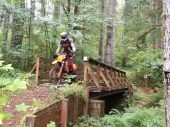 Rock Candy Mountain Capitol Forest Dirt Biking 2