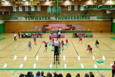 Tumwater Black Hills Volleyball 9156