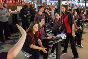 Capital Shelton Bowling 5448