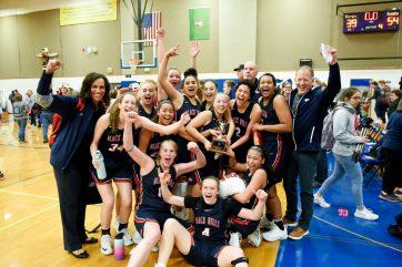 Black Hills Tumwater Girls 9732