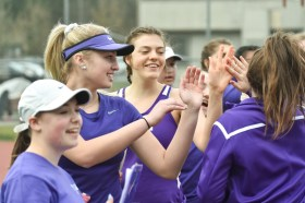 North Thurston Capital Tennis Girls 9461