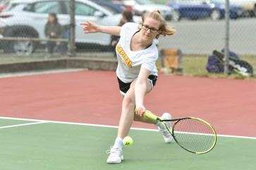 North Thurston Capital Tennis Girls 9489