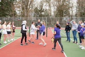 North Thurston Capital Tennis Girls 9516