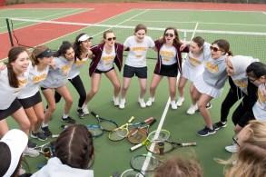 North Thurston Capital Tennis Girls 9529