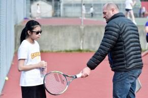North Thurston Capital Tennis Girls 9772
