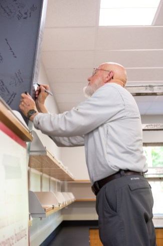 2019 Ernsdorff Science Building Dedication
