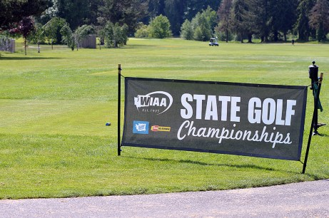 Washington State High School Golf Championship 2019 1