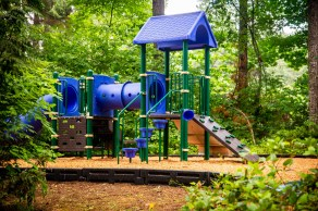 Kenneydell Park Thurston County Parks Playground by Molly Walsh