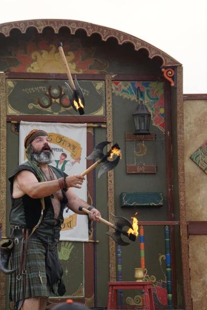 Washington Midsummer Renaissance Faire 2018 entertainment