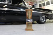 Car and Trophy