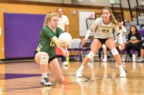 Timberline North Thurston Girl Volleyball 2806