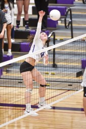 Timberline North Thurston Girl Volleyball 3061