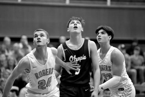 Olympia Rogers Basketball 7849