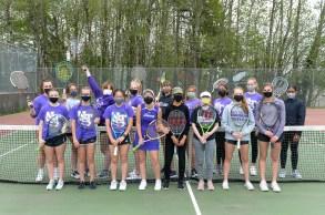 North Thurston Capital Girls Tennis 444174