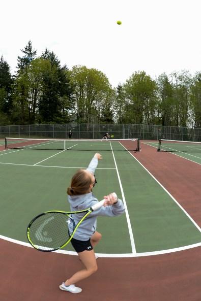 North Thurston Capital Girls Tennis 444238