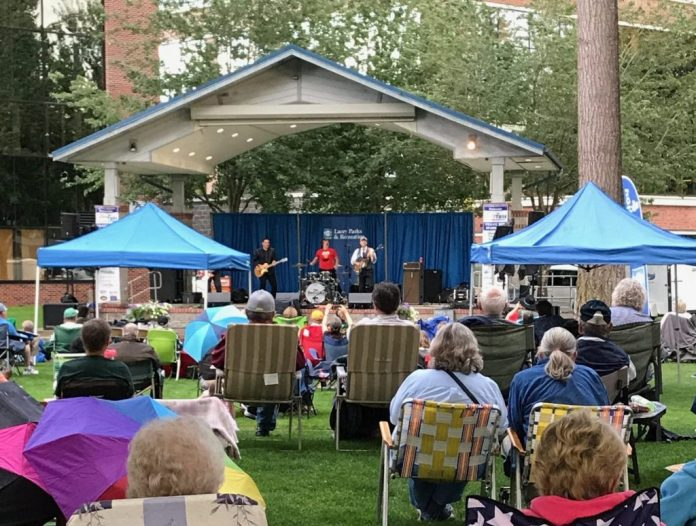 Lacey In Tune Summer Concert