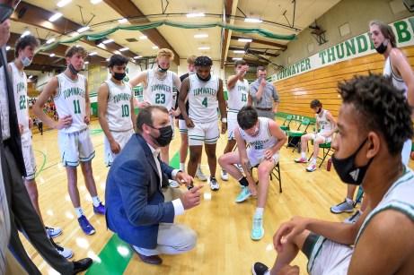 Tumwater Black Hills Boys Basketball 2898