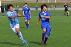 SPSCC Mens Soccer September 11 14