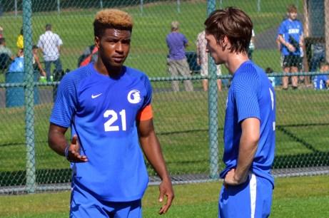 SPSCC Mens Soccer September 11 22