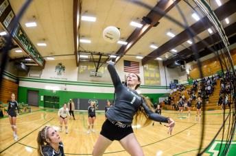 Black Hills Tumwater Volleyball 3951
