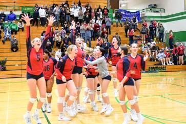 Black Hills Tumwater Volleyball 7140