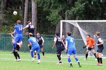 South Puget Sound Mens Soccer Highline 4